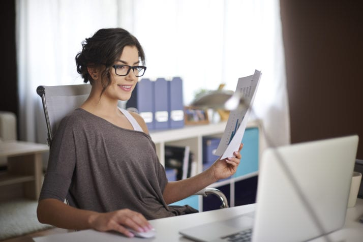 Office At Home Deduction For Dedicated Employees Who Sometimes Work From Home