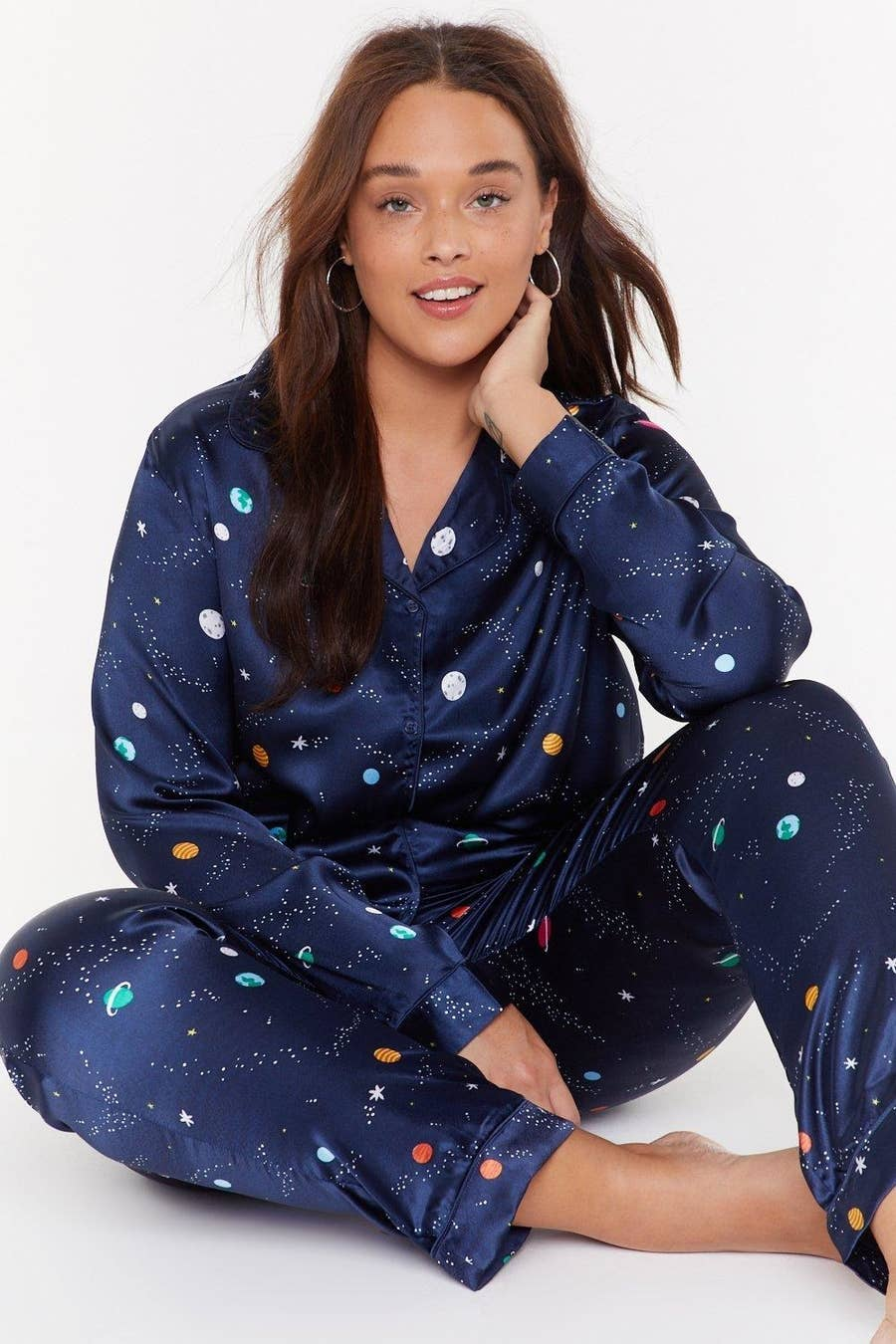 Benefits Of Wearing Silk Pajamas In Plus Sizes
